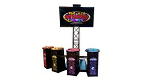 Image of a Pac Man Battle Royale Arcade Game
