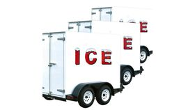 Image of a Ice Trailer (6,000lb Capacity)