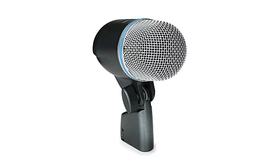 Image of a Shure KICK DRUM MIC Beat 52A (Live Band)