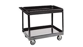 """Image of a 24"""" x 36"""" Harbor Freight Steel Cart Rental"""