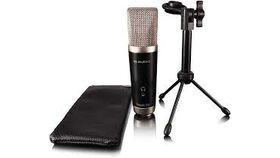 Image of a M-Audio Avid Vocal Studio Microphone and Stand