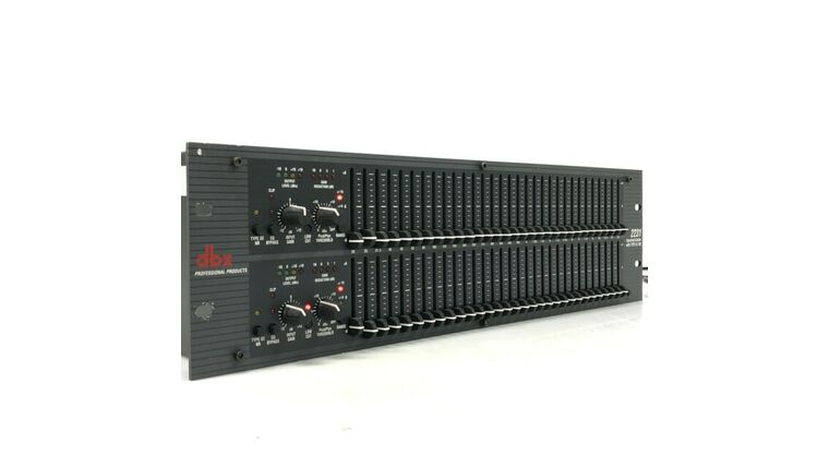 Picture of a BBE 2231 Dual Channel EQ (Dual 15 Channel)
