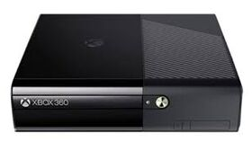 Image of a Microsoft XBOX 360 Console