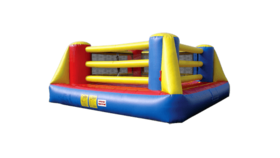 Image of a Inflatable Boxing Ring