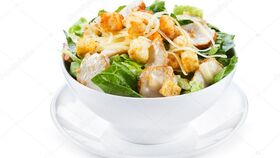 Image of a Small Caesar Salad Purchase (Serves 15)