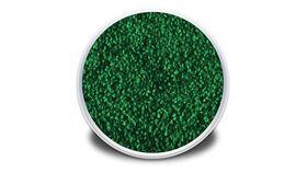 Image of a 6' x 10' Green Carpet Runner