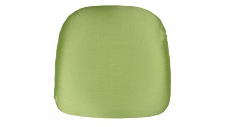 Picture of a Apple Nova Solid Chair Pad Cover Rental
