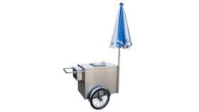 Ice Cream - Push Ice Cream Cart Rental image