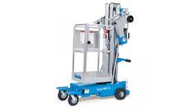 Image of a Genie 25' Personnel Lift w/4 Outriggers Rental