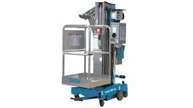 Image of a Genie 36' Personnel Lift w/4 Outriggers Rental