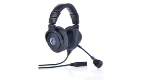 Image of a Clear Com Headset (Double Muff)