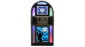 Image of a Allegro Digital Touch Tunes Full Size Jukebox