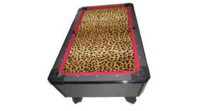 Image of a Billiards/Pool Game Table (Leopard Felt)