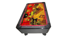 Image of a Masterpiece Billiards/Pool Game Table (All Night Cafe Felt)