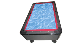 Image of a Billiards/Pool Game Table (Water Felt)