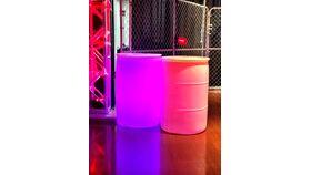 Image of a Glow Toxic Barrels