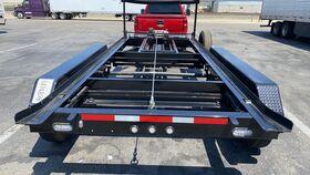 Image of a 16' x 8' - Hydraulic Roll Off Dump Trailer (3 Axle)