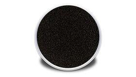 Image of a Black Carpet Aisle Runner - 3' x 25'
