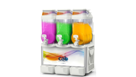 Image of a 3 Bowl CAB Faby Skyline Frozen Slushie/Margarita/Frozen Drink Machine Kit Rental