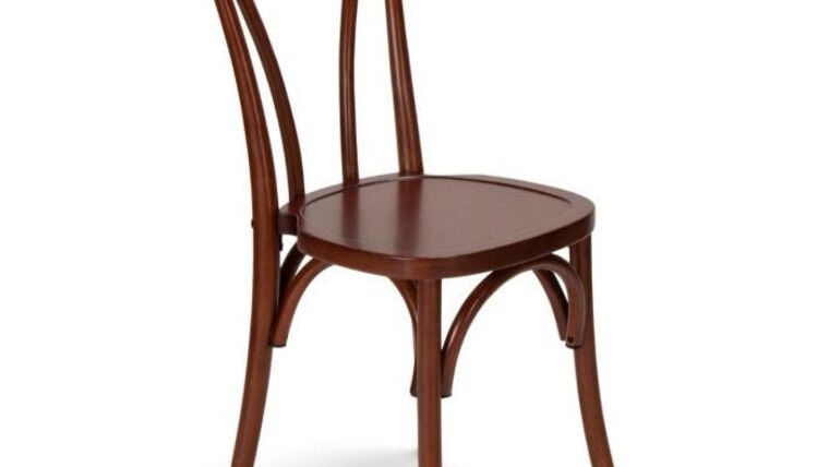 Picture of a Cognac Bentwood Chair