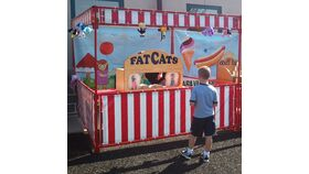Flat Top Carnival Booth image