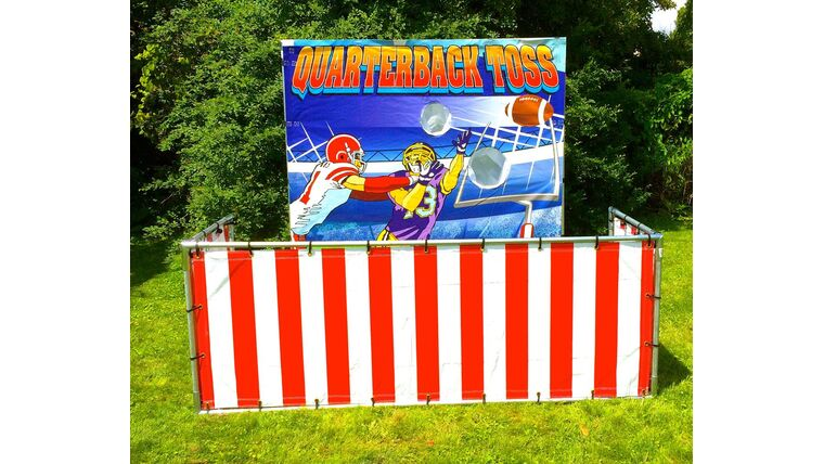 Picture of a Carnival Booth #1