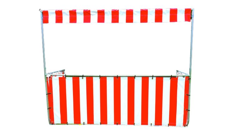 Picture of a Carnival Booth #2