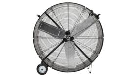 """Image of a 30"""" 2-Speed Fixed Direct Drive Industrial Drum Fan"""