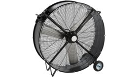 """Image of a 36"""" 2-Speed Fixed Direct Drive Industrial Drum Fan"""