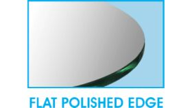 """Image of a Mirror Table Top 60"""" Inches Round"""