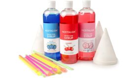 Image of a Premium Syrup Party Kit Snow Cones