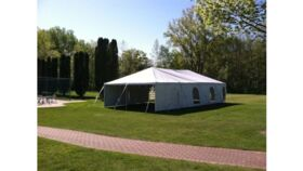 Image of a 20'X40' TENT SIDEWALLS PACKAGE