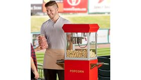 Image of a Concession Stand Staff