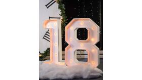 Marquee Number 5 image