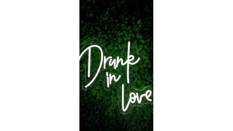 Picture of a Drunk In Love LED Sign