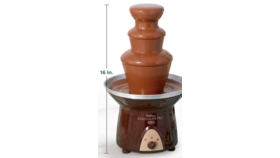 Image of a Chocolate Fountain - Small