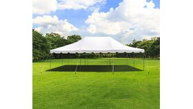 Image of a 20'x30' Pole Tent