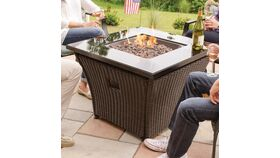 Image of a Propane Gas Fire Table
