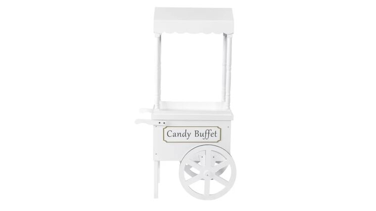 Picture of a Dessert Cart