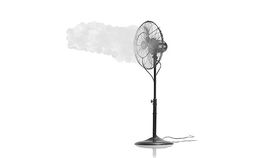 Image of a Pedestal Misting Fan