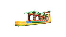 Image of a Coming Soon! Tropical Paradise Slip N' Slide