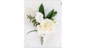 Image of a Brooke Boutonniere