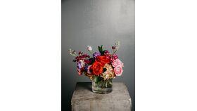 Image of a Blooms Berry Centerpiece - Medium