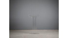 Image of a Acrylic Podium