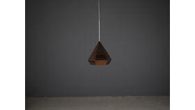 Image of a Alexa - Copper Diamond Light