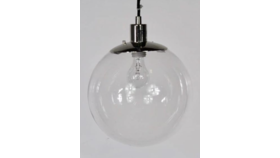 Image of a Felicia - Glass Pendent Light