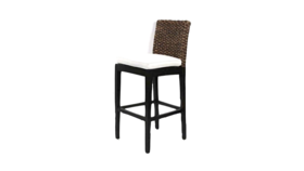 Image of a Alexis - Rattan Bar Chair