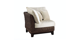 Image of a Alexis - Rattan Corner Chair