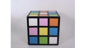 Image of a Rubix Cube - Oversized