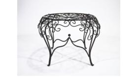 Image of a Anastasia - Iron Side Table